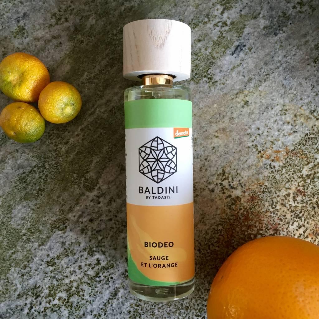 Taoasis Desodorante Naranja y Salvia