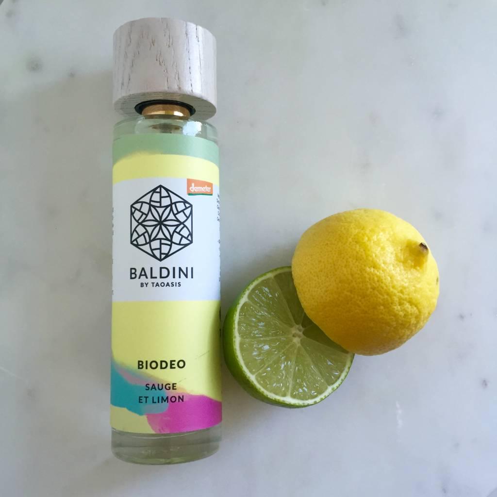 Taoasis Desodorante Limón y Salvia