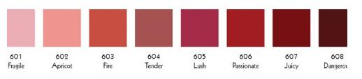 Uoga Uoga Labial & Colorete PASSIONATE