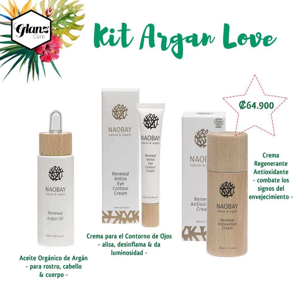 Naobay KIT ARGAN LOVE