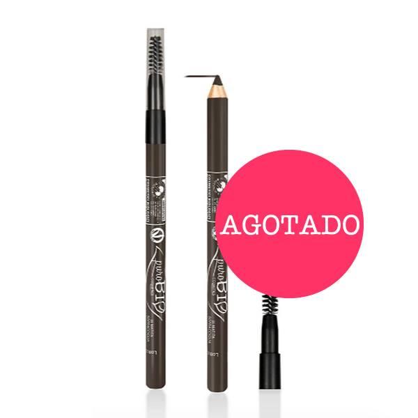 Puro Bio Cosmetics Lápiz para Cejas y Delineador