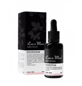 Less is More Serum de Rosa