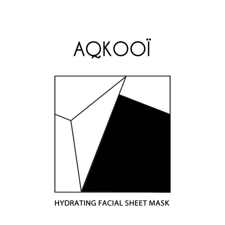 AQKOOÏ AQKOOI Hydrating Sheet Mask