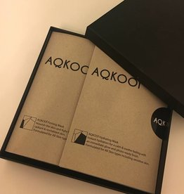 AQKOOÏ AQKOOI KIT  4 Organic Sheet Masks