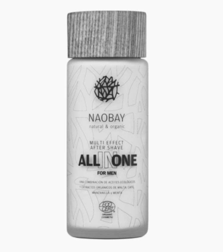 Naobay Bálsamo Aftershave