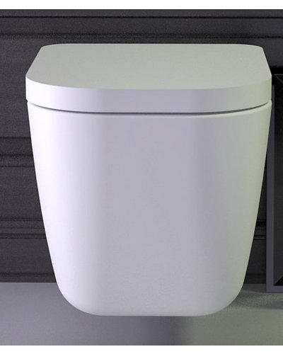 M-Stone Modern hanging toilet GLAM07
