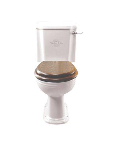 Klassiek Landelijke Toiletten