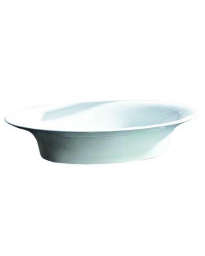 Steel & Brass Oval Design Verbundkörper