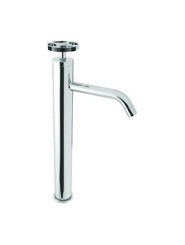 Steel & Brass Industrie-1-Loch Waschtischwasserhahn 186mm | 366mm