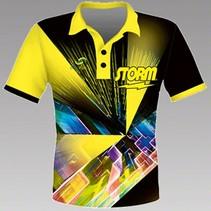 Herren Hemd Speed Gelb