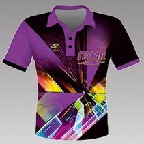 Herren Hemd Speed Violett
