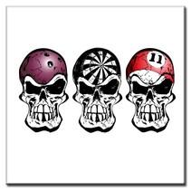 """Tile """"Skull"""""""