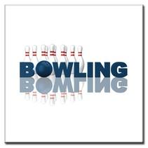 """Tile """"Bowling"""""""