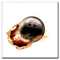 "Tile ""Cannon Ball"""