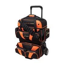 Premium 4 Ball Roller Black/Orange