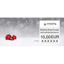 Gutscheine Wahl zwischen 10-100 Euro