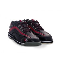 Sport Ultra Leather Black/Red