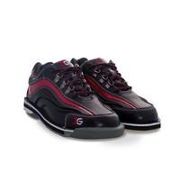 Sport Ultra Leather Zwart/Rood