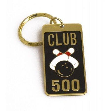Storm Messing Schlüsselring 500 Award