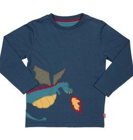 "Kite ""Dragon"" Shirt (Applikation)"