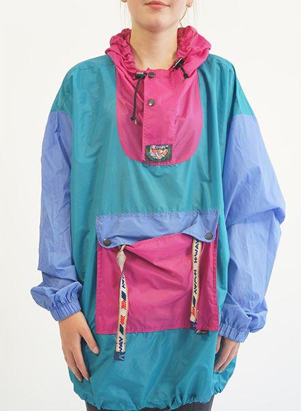 Vintage Nylon Jackets 85