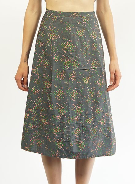 Vintage Skirts: A-Line Summer Skirts - ReRags Vintage Clothing ...