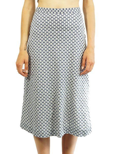 vintage skirts a line summer skirts rerags vintage