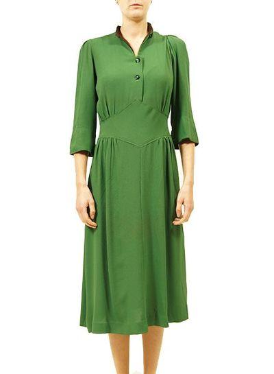 Vintage Dresses: 40's & 50's Dresses