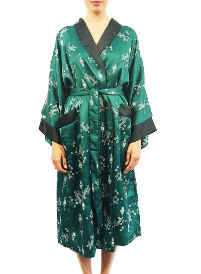 Vintage Dresses: Morning Robes