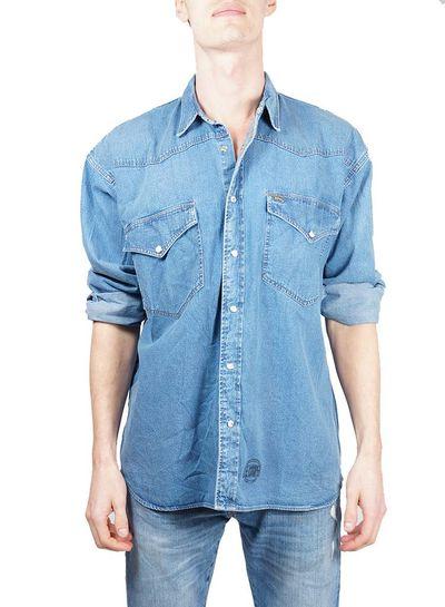 Vintage Shirts: Jeans Shirts Men