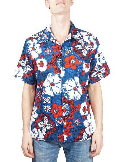 Chemises Vintage: Chemises HawaÌøennes