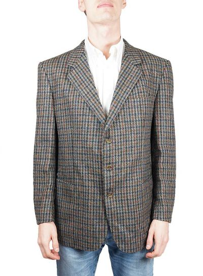 Vintage Jackets: Tweed Jackets