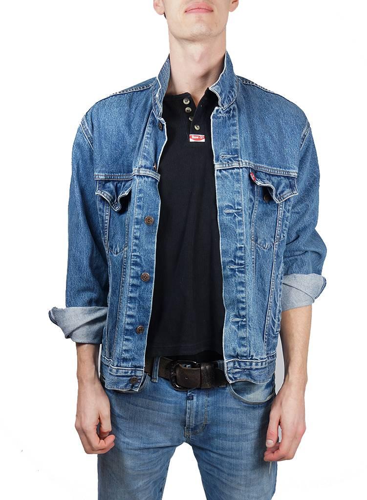 vintage jackets levi 39 s jeans jackets rerags vintage. Black Bedroom Furniture Sets. Home Design Ideas