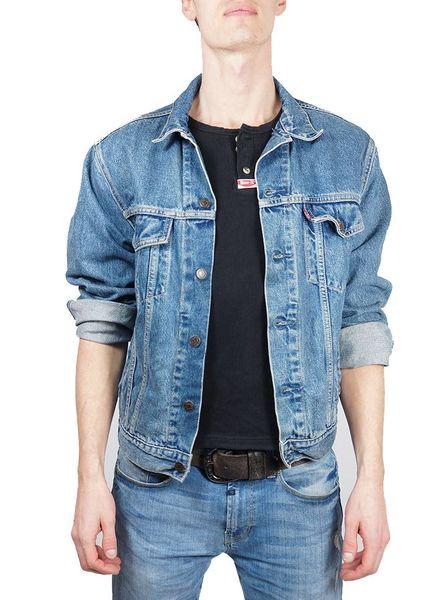 Vestes Vintage: Levi's Vestes en Jean