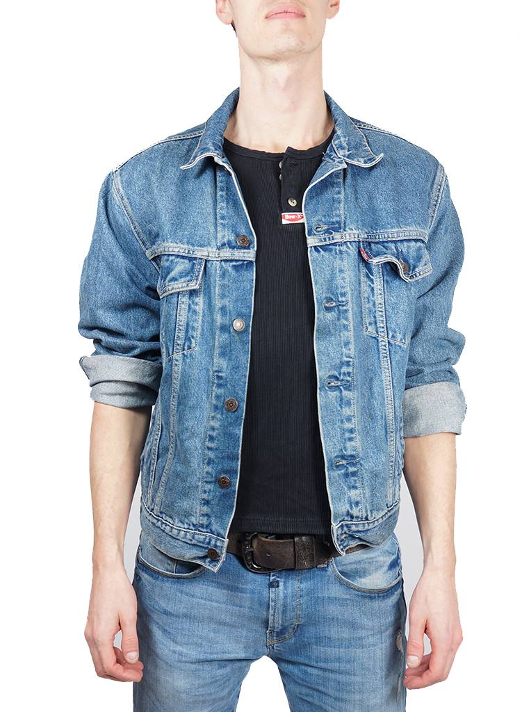 Jean jackets with hoodies