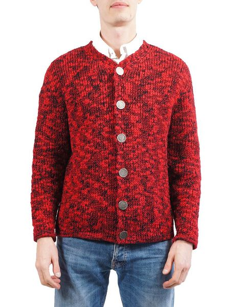 Tricot Vintage: Cardigans Tyroliennes Hommes