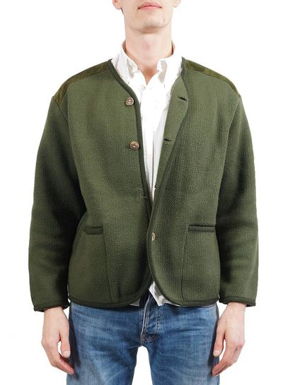 Vintage Knitwear: Tyrolean Cardigans Men