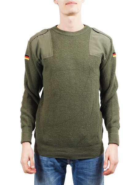 Vintage Knitwear: Military Sweaters
