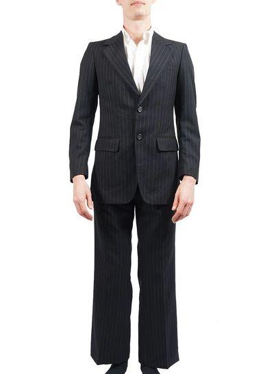 Vintage Suits & Sets: 70's Men Suits
