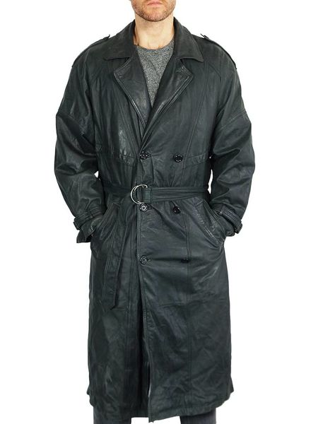 Vintage Coats: 70's Napa Leather Coats Men