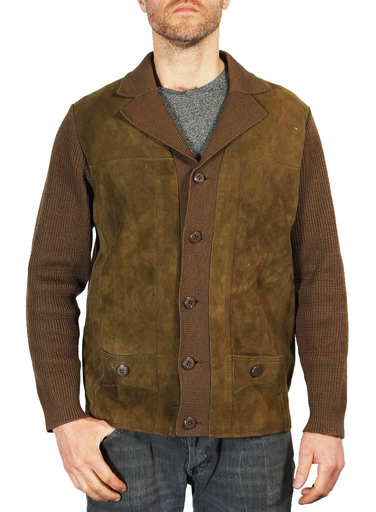 Vintage Jackets: 70s Suede Jackets Men - ReRags Vintage