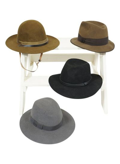 Vintage Hats: Fedora Hats Men