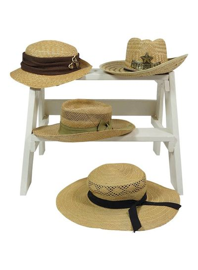 Vintage Hats: Straw Hats