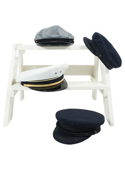 Vintage Hats: Officer Hats