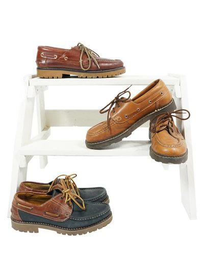 Vintage Shoes: Boat Shoes