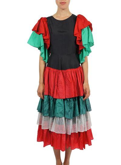 Vintage Dresses: Carnival Dresses