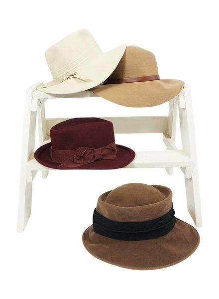 Chapeaux Vintage: Chapeaux Fedora Femmes - Deuxi̬me Qualit̩