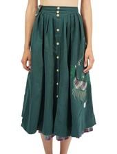Vintage Skirts: Tyrolean Modern Skirts