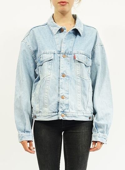 Vintage Jackets: Denim Jackets - 2nd Choice