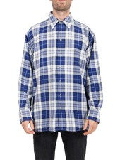 Chemises Vintage: Chemises Flanelle Hommes